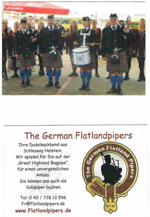 THE GERMAN FLATPIPERS