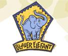 Der BLAUE ELEFANT ist das Qualitätssiegel für Kinderhäuser des Deutschen Kinderschutzbundes (DKSB)