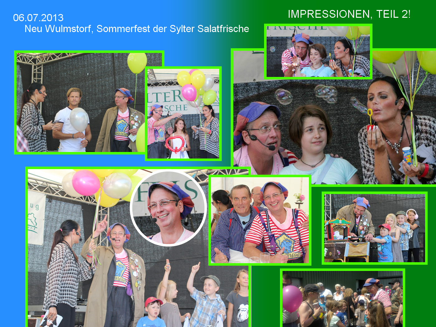 Sommerfest der Sylter Salatfrische 2