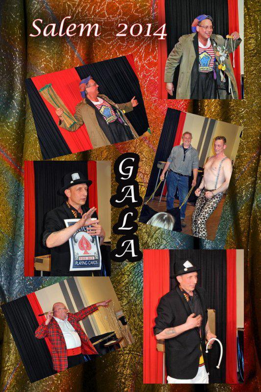 Zaubergala in Salem