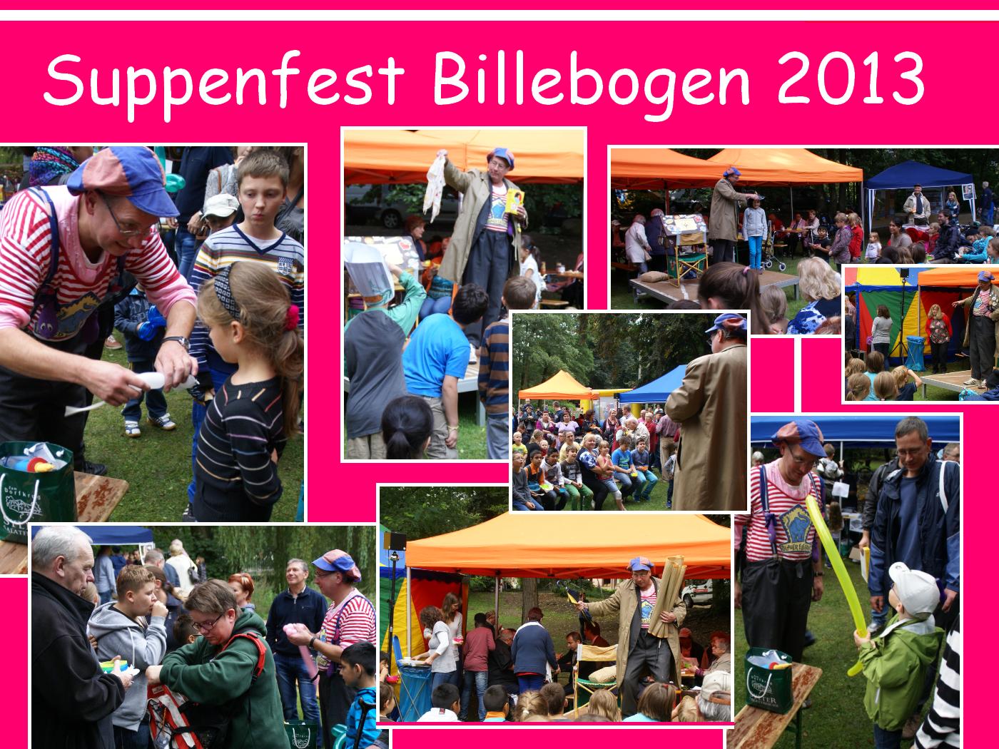 Suppenfest Billebogen 2013