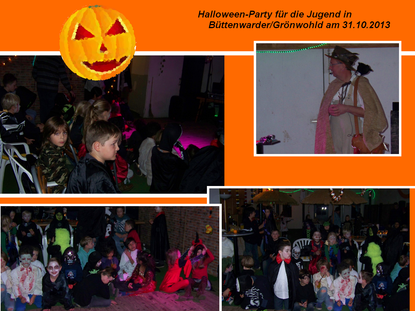 Helloween-Party 31.10.2013