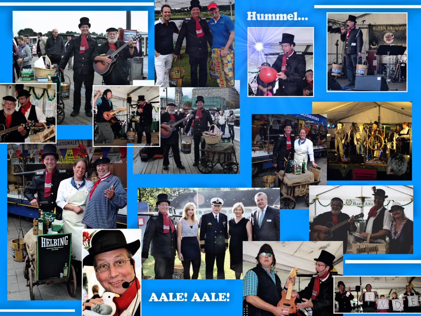 Hummel ... AALE AALE!