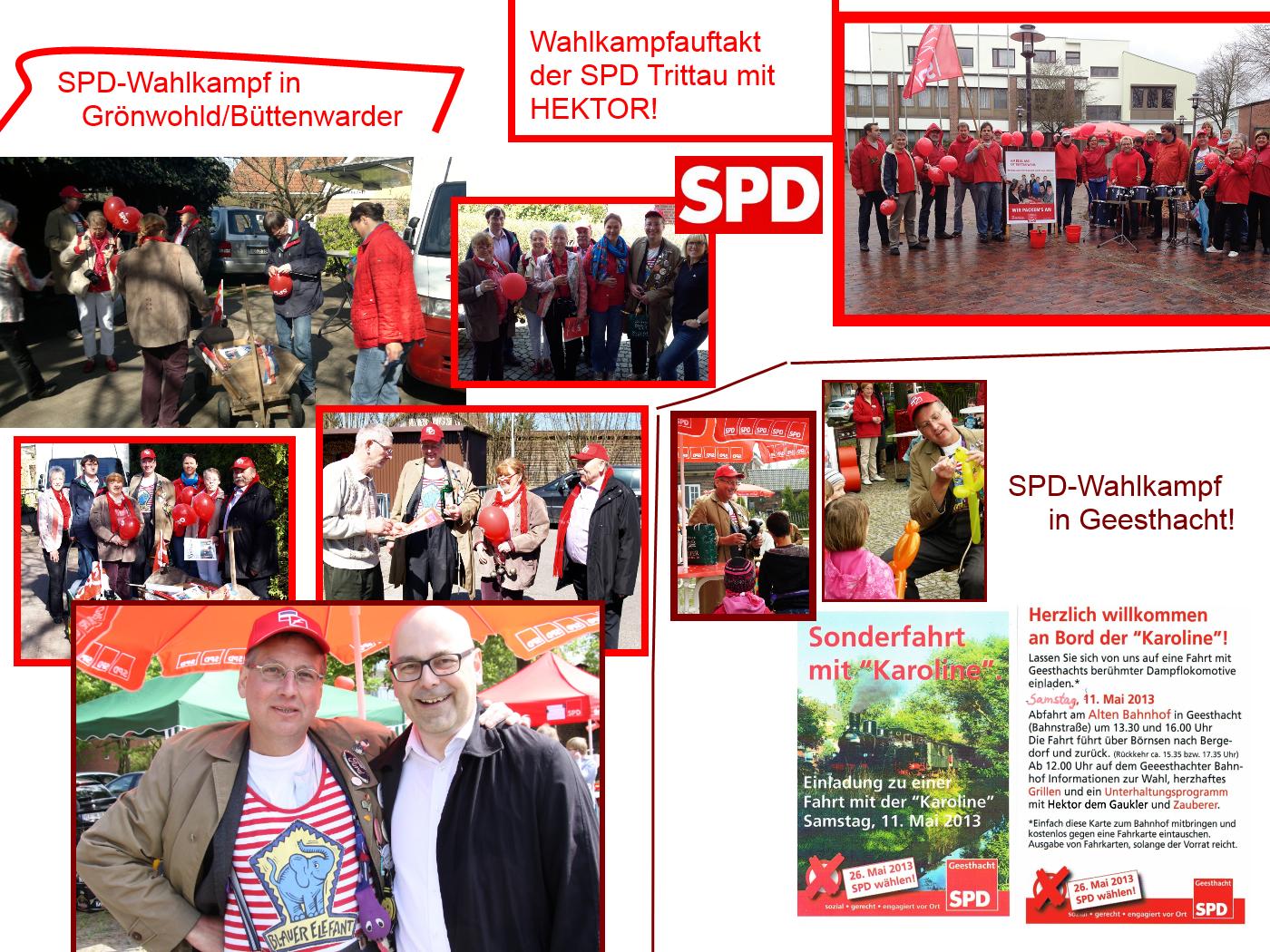 SPD-Wahlkampf!!!